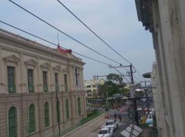 Фотографія готелю: Hotel El Palacio