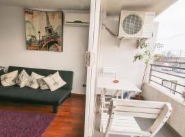 A picture of the hotel: Apartamento hogareño