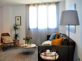 A picture of the hotel: Apartamento Torre1
