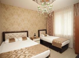 Hotel photo: cozy flats in Yenikapı