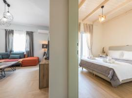 Hotel photo: Athens Tower Boutique Apartment