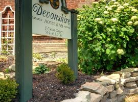 Hotel photo: Devonshire Guest House & Spa