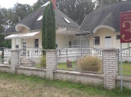 Hotel near Verőce