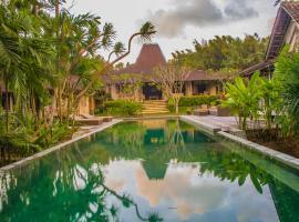 Fotos de Hotel: Moments Villa Jimbaran