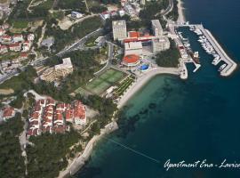 Hotel photo: Apartment Ena - Lavica