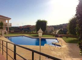 A picture of the hotel: Apartamento con vistas