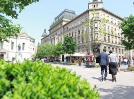 Hotel near Croatie centrale