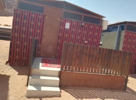 Hotel photo: Wadi Rum Sand Rose Camp