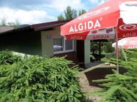 Hotel near Бещады