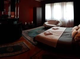 Hotel near Nyíregyháza
