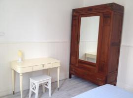 होटल की एक तस्वीर: Morin parco Versiliana