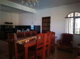 A picture of the hotel: Vacation Home Mont Choisy