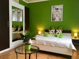 A picture of the hotel: Chic&Town Cosy Green Apartment