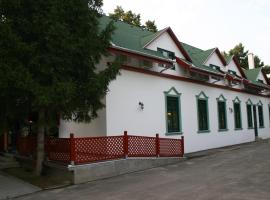 Hotel foto: Borostyán Birtok