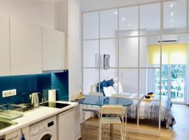 Hotel photo: Charming Sunny Studio in Athens