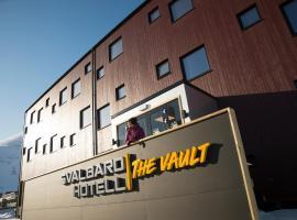 Hotel near Svalbard and Jan Mayen