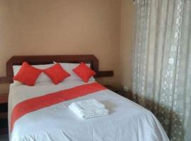Hotel near Mochudi