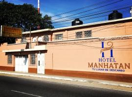 Hotel near Amatitlán