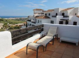 Hotel photo: Fabuloso Ático con vistas al mar en Casarés