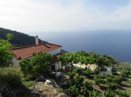 A picture of the hotel: Ampelos seaview