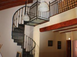 Hotel photo: Bonito Atico De Montaña