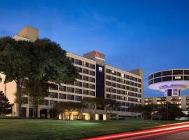 A picture of the hotel: Houston Airport Marriott at George Bush Intercontinental