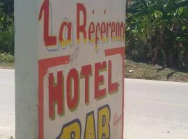 Hotel near Verrettes