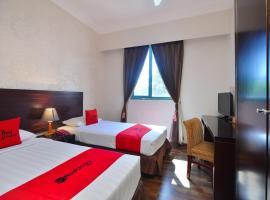 Hotel photo: RedDoorz @ Aljunied