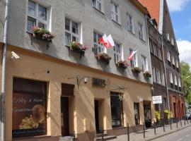 Hotel near Gdańsk