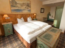 Hotel photo: DIE POST Landgasthof Aufkirchen