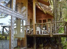 Hotel photo: Casa bella en Huilo Huilo