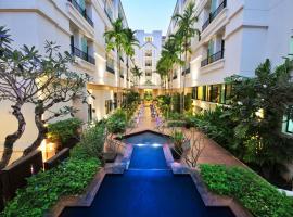 Hotel near Камбоджа