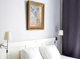 Hotel photo: August Strindberg Hotell