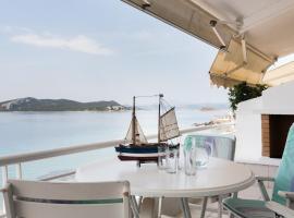 Hotel photo: Evia Island,Styra Maisonettes