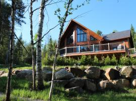 Hotel photo: Le Chinook- Club Lac Walfred