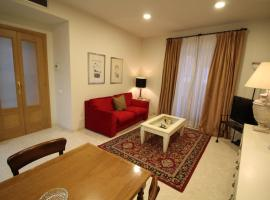 A picture of the hotel: Apartaments St. Jordi Comtal