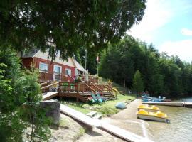 Hotel photo: Limberlost Lodge