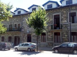 A picture of the hotel: Pensao Avenida