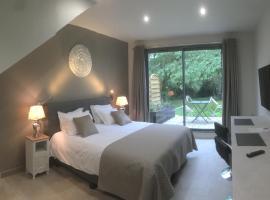 Hotel photo: Le Parc Stanislas