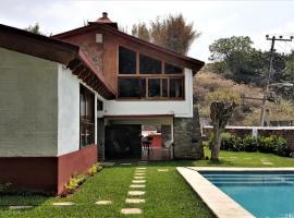 Hotel photo: Toma tus vacaciones en Cuernavaca