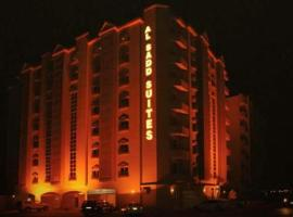 A picture of the hotel: Al Sadd Suites Hotel