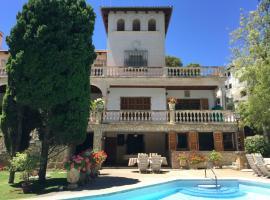 Hotel photo: Villa Son Armadans