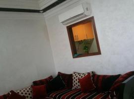 Hotel Photo: studio meublé a agdal