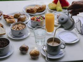Hotel Photo: Hotel Platino Termas All Inclusive