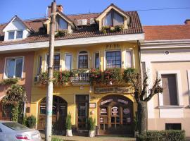 Hotel near 데브레첸