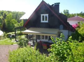 Hotel photo: Panoramaferienhaus Sorpesee