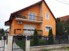 Hotel photo: Ibolya Apartman