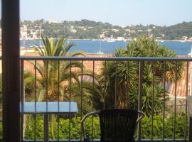 Hotel Foto: studio au bord de l'eau, face à la baie de St Jean Cap Ferrat