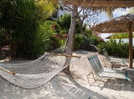 Photo de l'hôtel: Caribbean Beachfront Condo, St Thomas USVI Cowpet Beach West