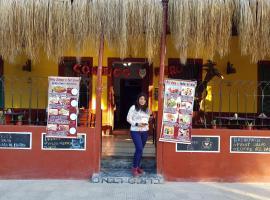 Hotel near Huacachina